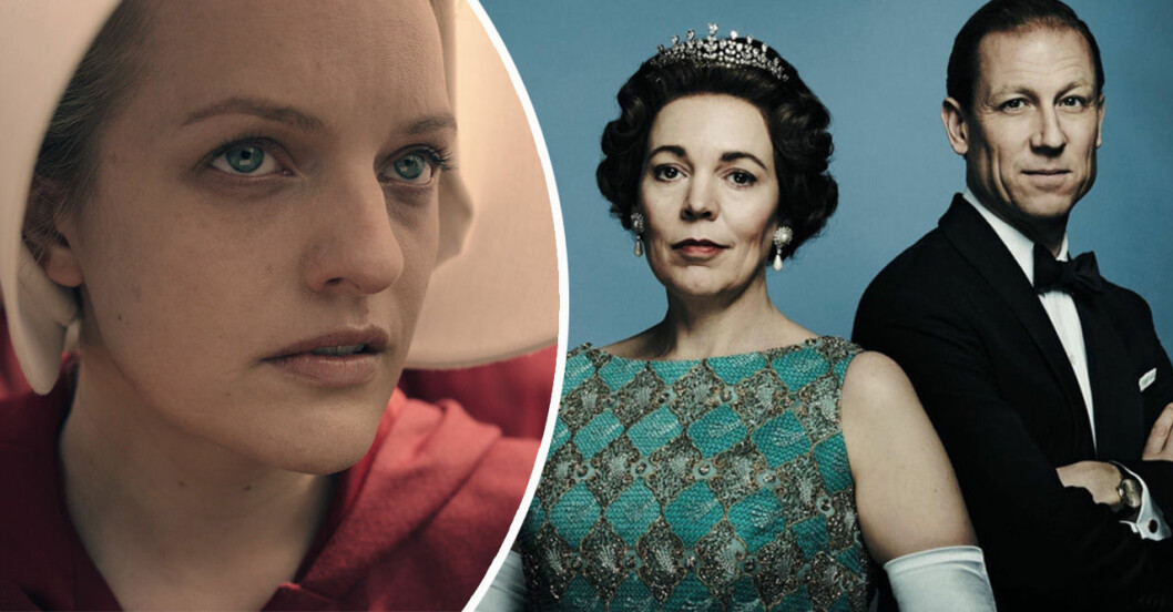 Handmaids Tale och The Crown
