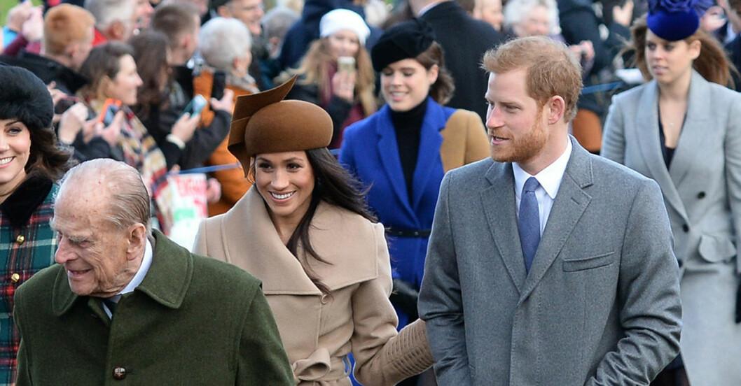 Meghan Markle prins Harrys tystnad kring familjens kritik mot Netflix The Crown.