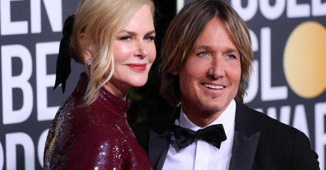 Nicole Kidman och Keith Urban