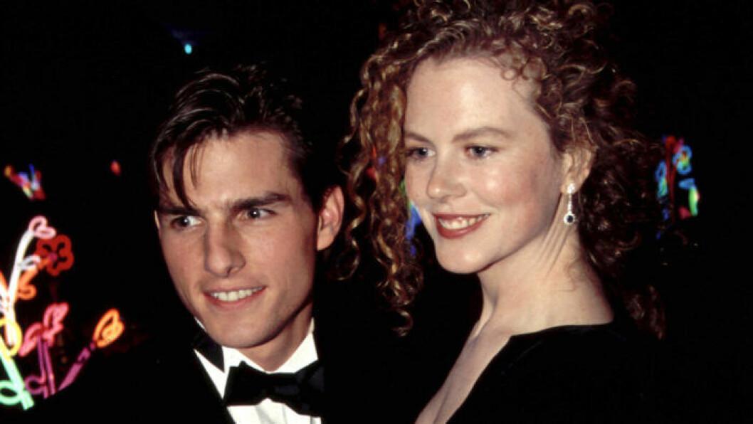 Nicole Kidman och Tom Cruise