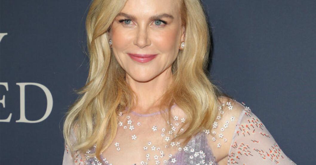 Nicole Kidman har fyra barn varav två är adopterade