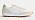 Sneakers i retrostil i vitt, beige och ljusgrått. Sneakers från Nike.