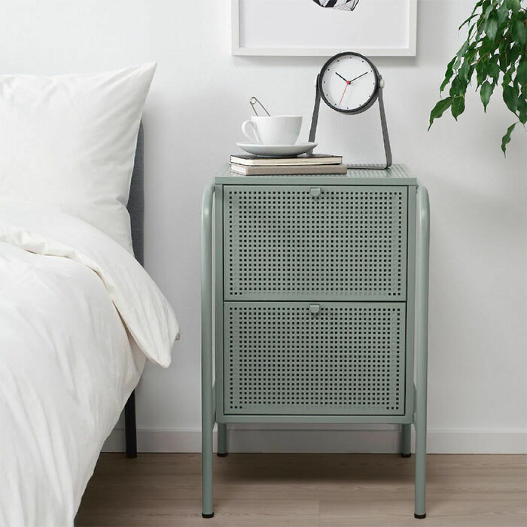 Nikkeby sängbord från Ikea