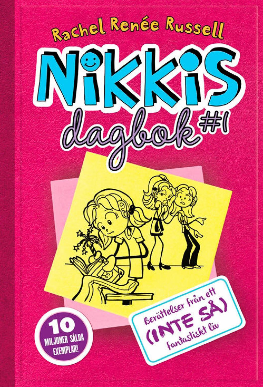 Nikkis dagbok: Berättelser från ett (inte så) fantastiskt liv (Modernista) av Rachel Renée Russell