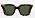 Solglasögon med sköldpddsfärgade bågar. Solglasögon från Nividas.
