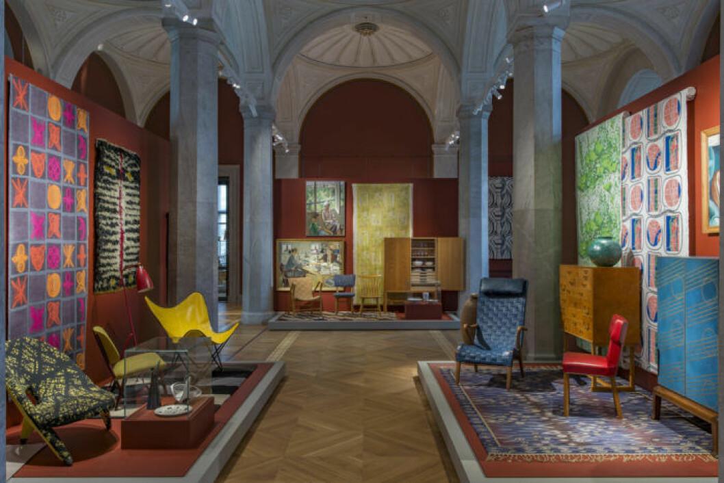 Design och konsthantverk Natonalmuseum. Foto: Anna Danielsson