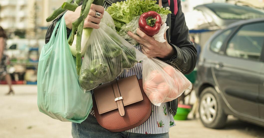 Plastpåsar kommer bli dyrare