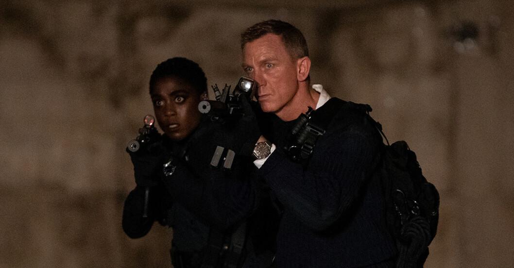 Bekräftat: Lashana Lynch är den nya agent 007 i James Bond-filmen.