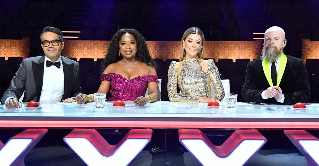 Här är den nya Talang-juryn – efter att TV4 sparkat Alexander Bard