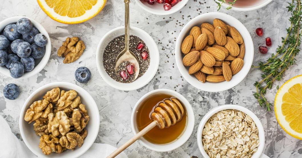 Nyttiga recept på sötsaker