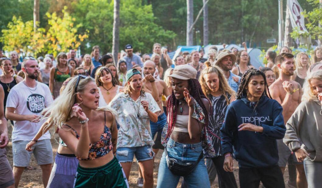 Öland Roots är fyllt av dans och musik