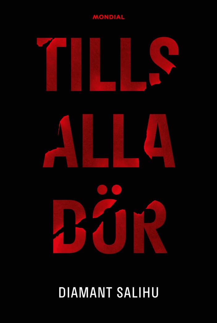 Boken Tills alla dör av Diamant Salihu handlar om gängkriminaliteten i Rinkeby.