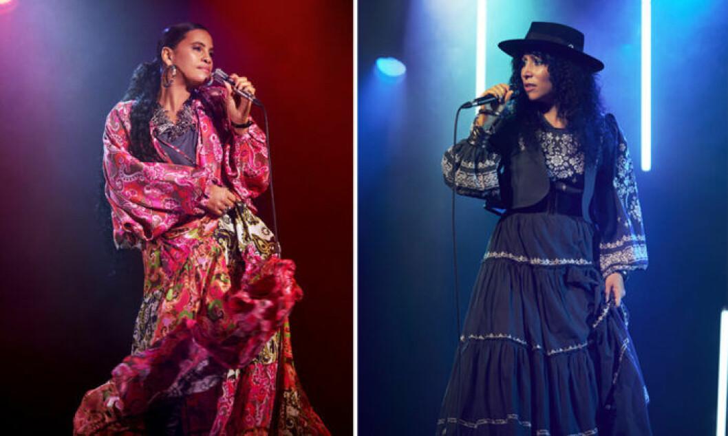Neneh Cherry och Titiyo i två showpeices från Odd Molly