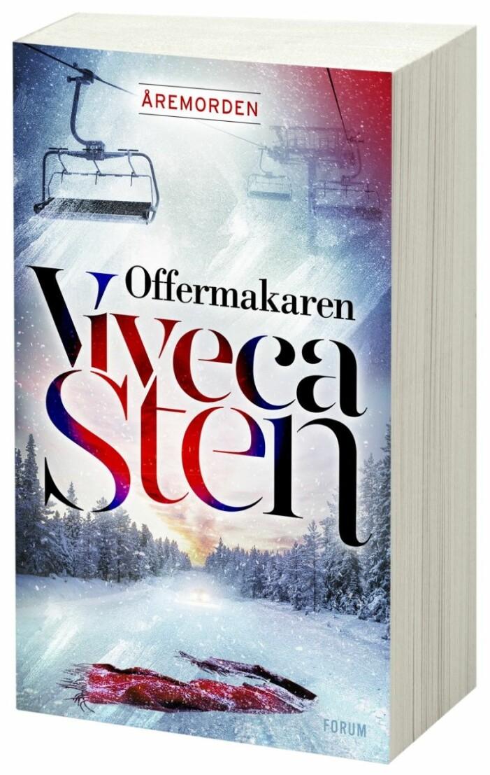 Offermakaren, Viveca Steen, bokrea 2021
