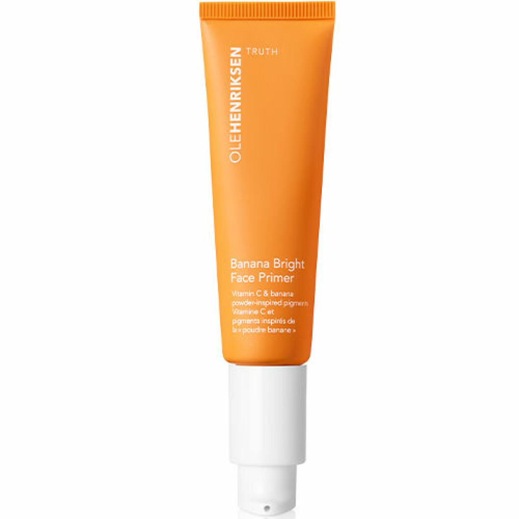 Primer som ska vårda huden och ge bra underlag för makeup