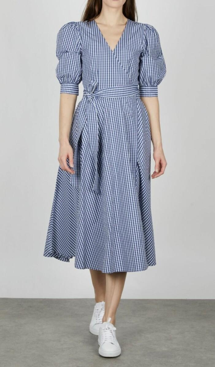 omlottklänning polo ralph lauren
