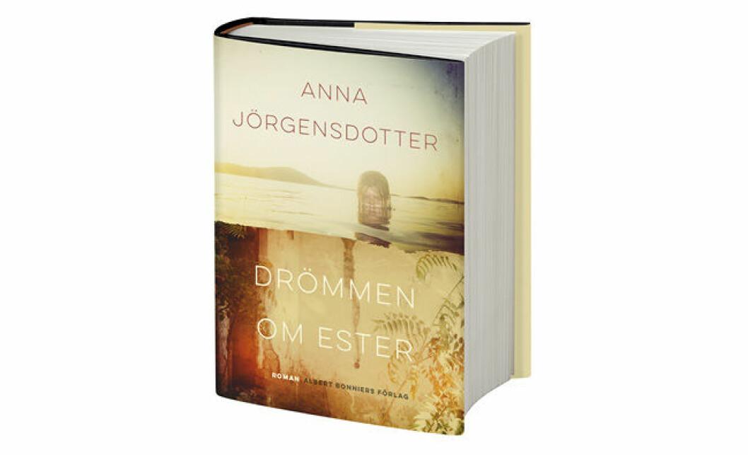 omslag I Drömmen om Ester av Anna Jörgens-dotter