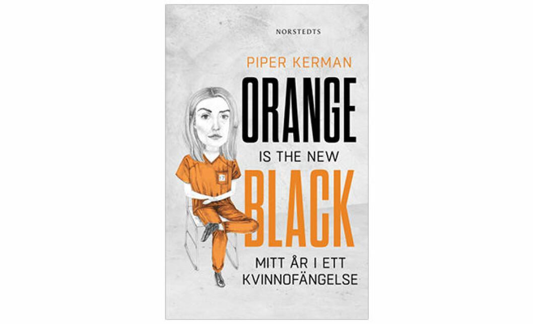 Omslag Orange Is the New Black