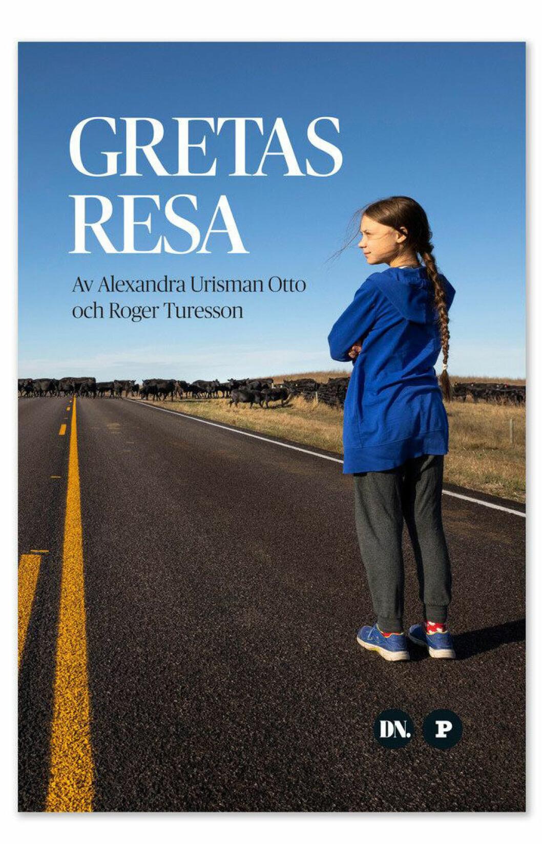 omslaget boken gretas resa