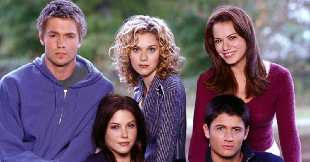 Casten i den populära tv-serien One Tree Hill