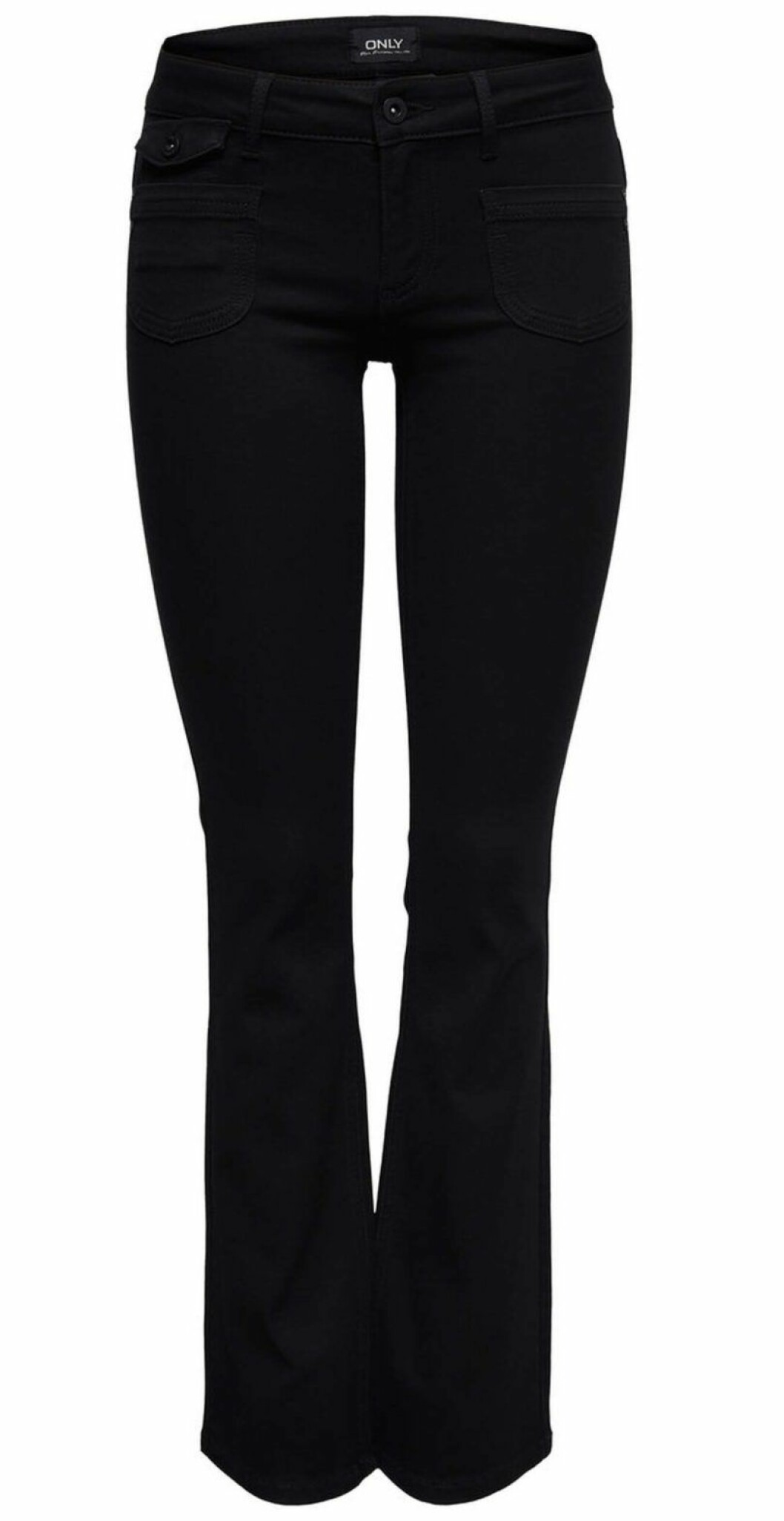 svarta-bootcut-jeans-denim-only-bestseller