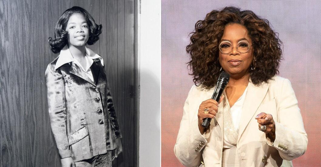 oprah winfrey ung