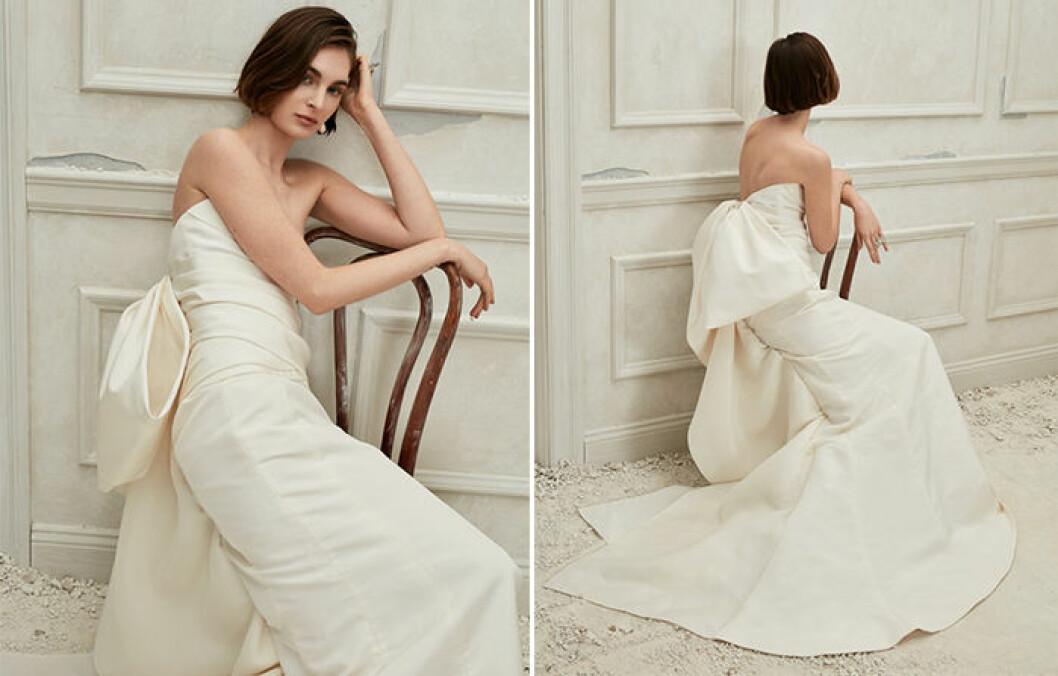 Oscar de la Rentas bröllopskollektion för hösten 2019