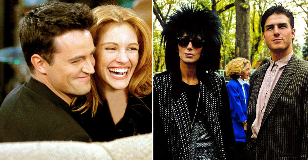 Julia Roberts och Matthew Perry och Char och Tom Cruise
