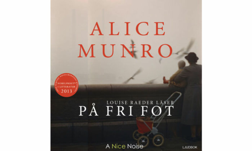 Pa-fri-fot-Munro-ljudbok
