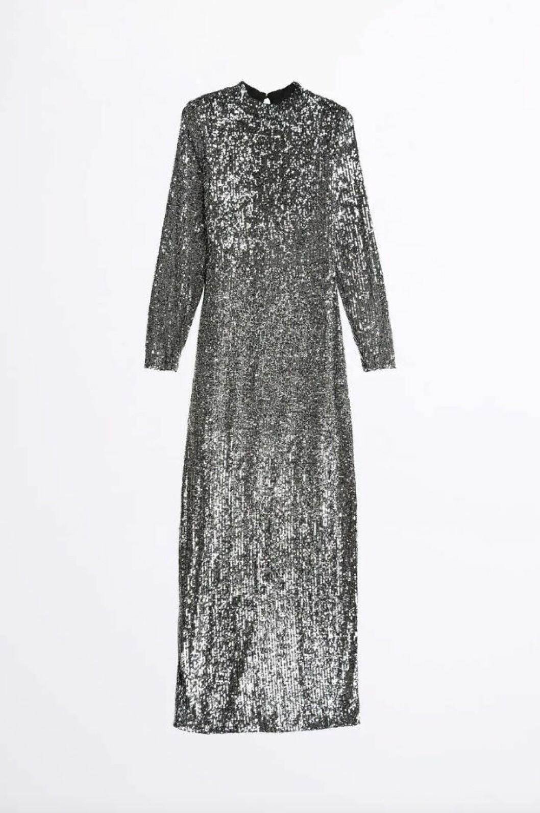Paljettklänning från Gina Tricot