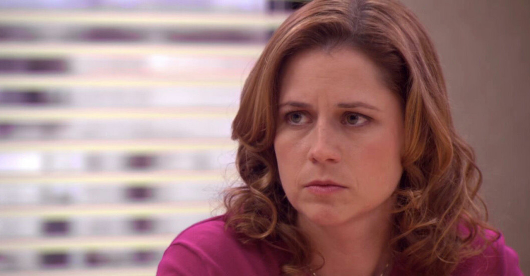 Pam i The Office
