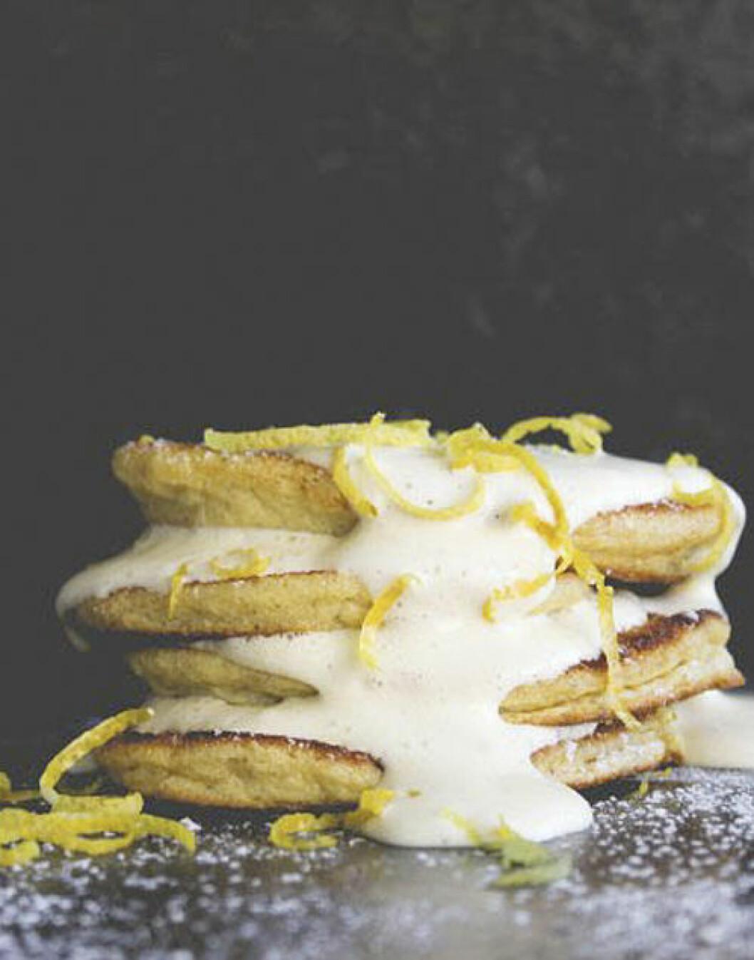 Vi måste göra Diadonnas underbara pannkakor genast.