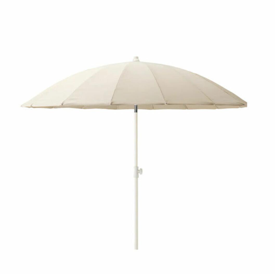 VInkelbart parasoll från Ikea