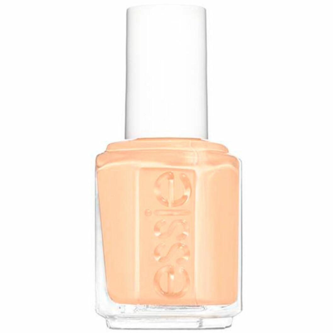 Pastellgult nagellack från Essie