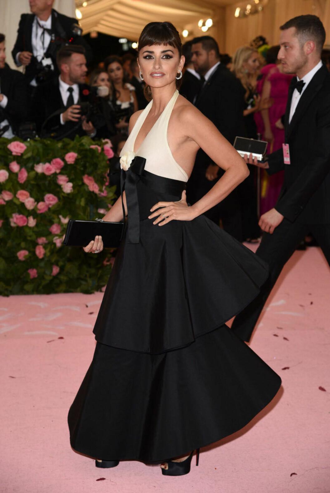 Penelope Cruz på röda mattan