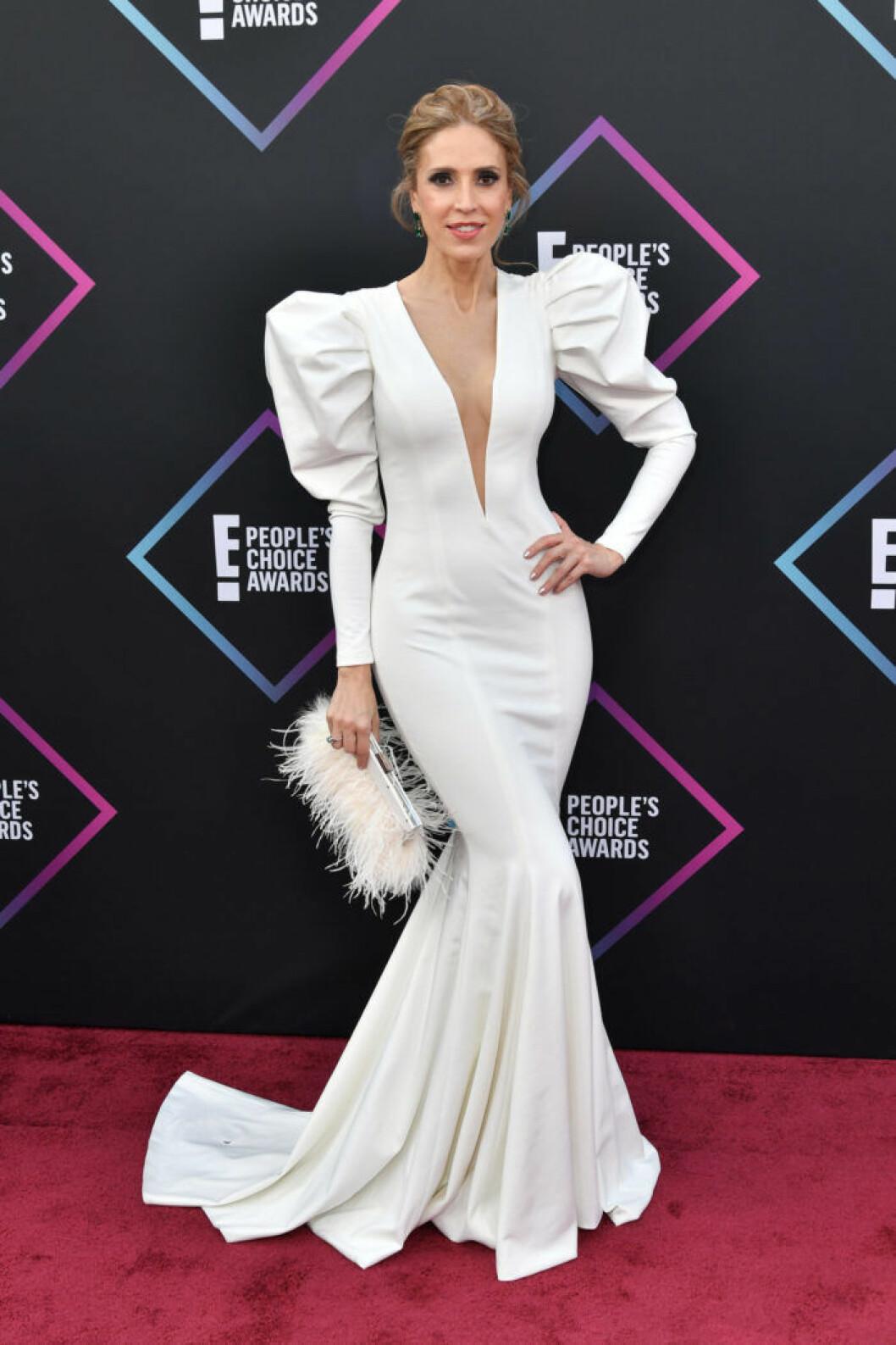 Alejandra Azcarate på People's Choice Awards 2018
