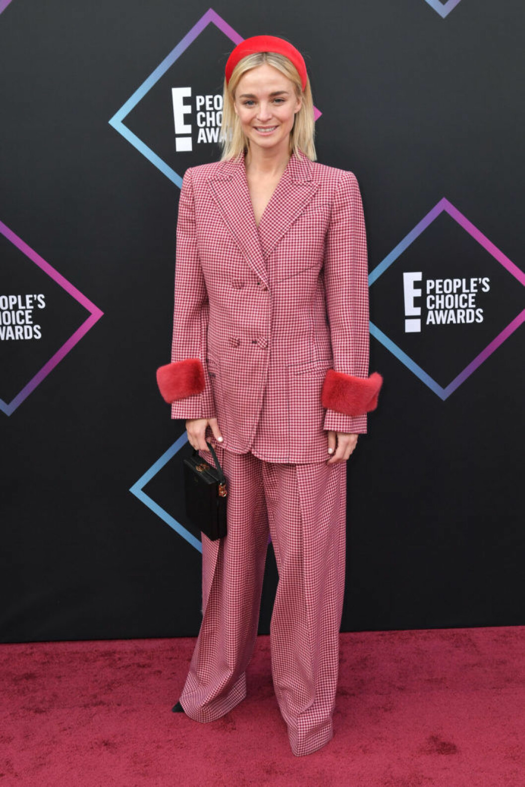 Nadia Fairfax på People's Choice Awards 2018