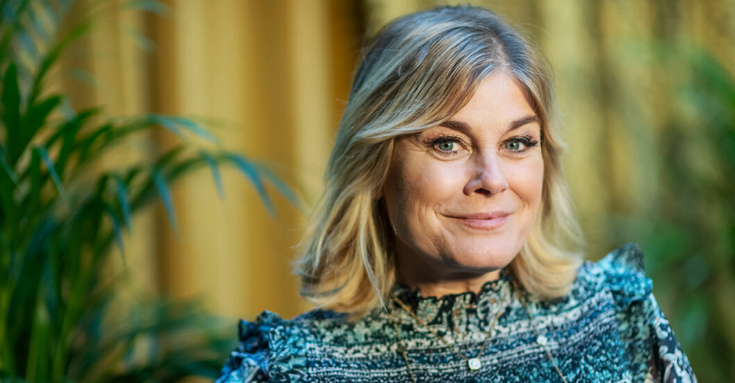 Pernilla Wahlgren om inbrottet i villan på Lidingö – det blev stulet