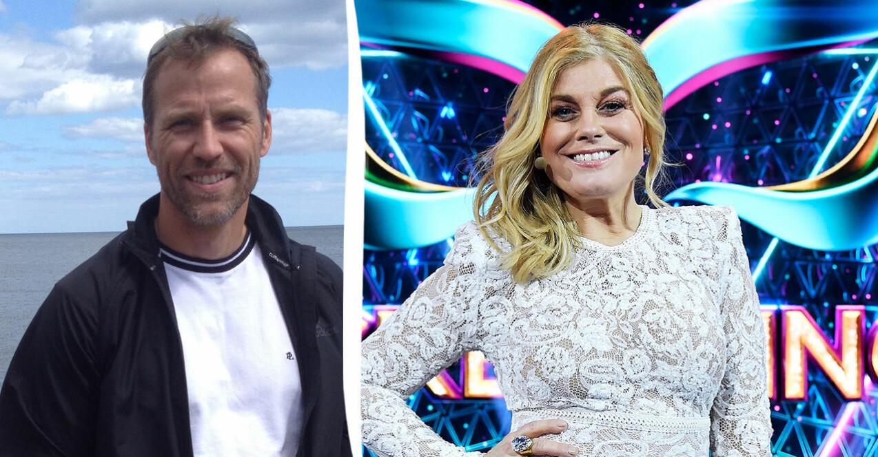 Christian Bauer är Pernilla Wahlgrens nya pojkvän.