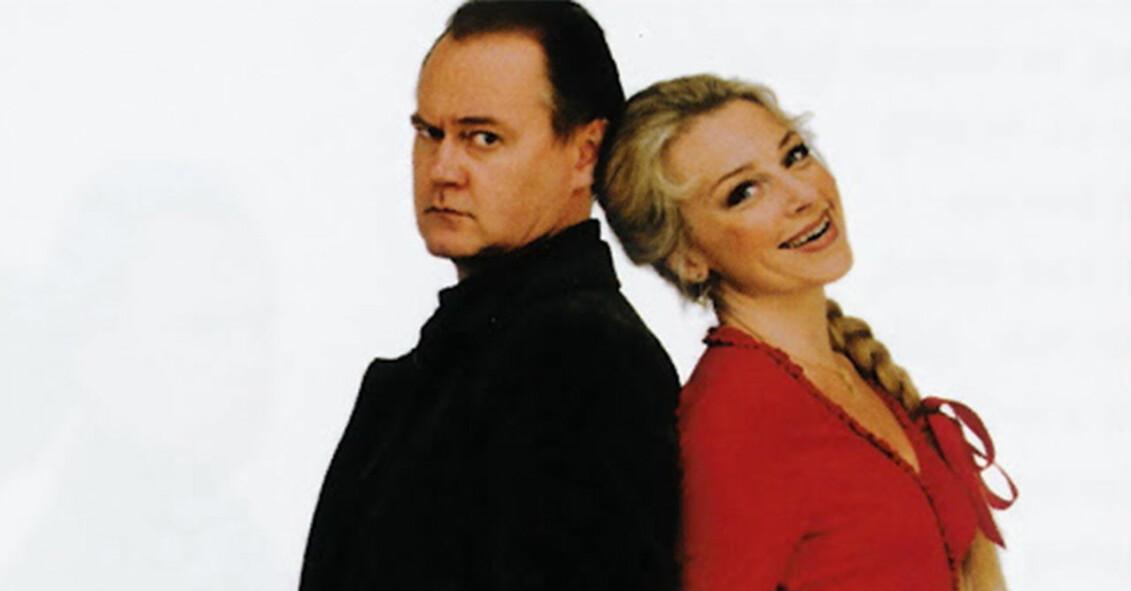 Peter Haber, Katarina Ewerlöf från filmen Tomten är far till alla barnen. Så ser skådisarna ut idag!
