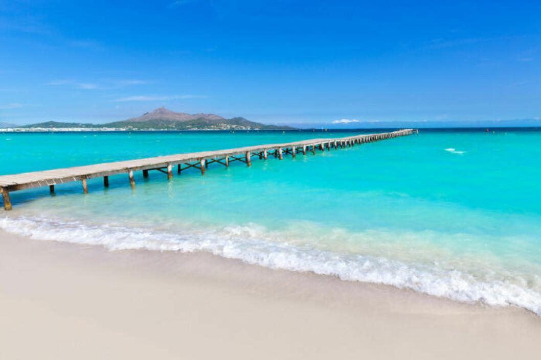 Strandtips: Playa de Muro Beach, Spanien