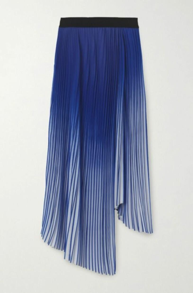 blå kjol By Malene Birger