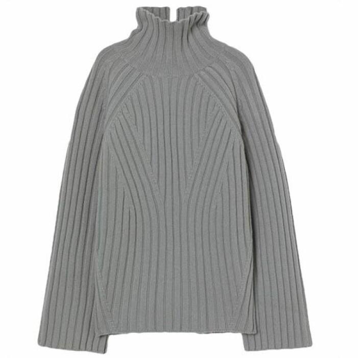 Polotröja i ull från H&M