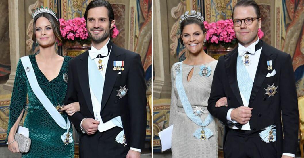 prinsessan sofia kronprinsessan victoria klänningar