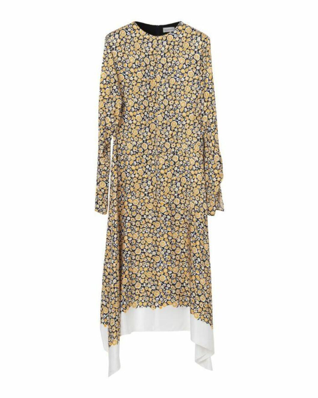 Mönstrad klänning By Malene Birger