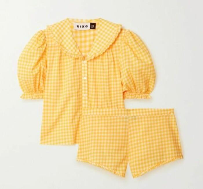 Pyjamas från Rixo