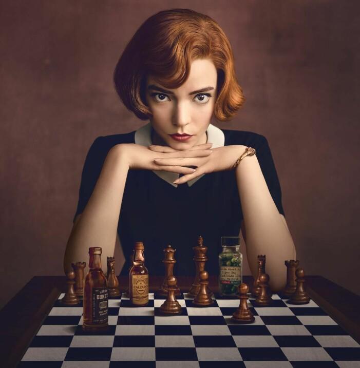 The queens gambit netflix beth harmon schack chess