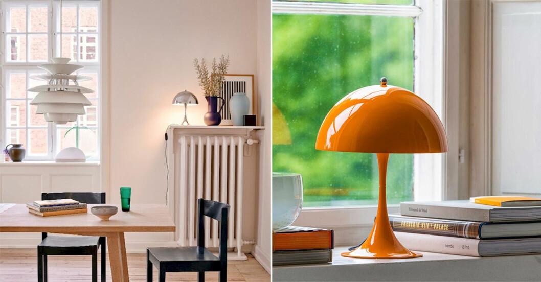 quiz om designlampor