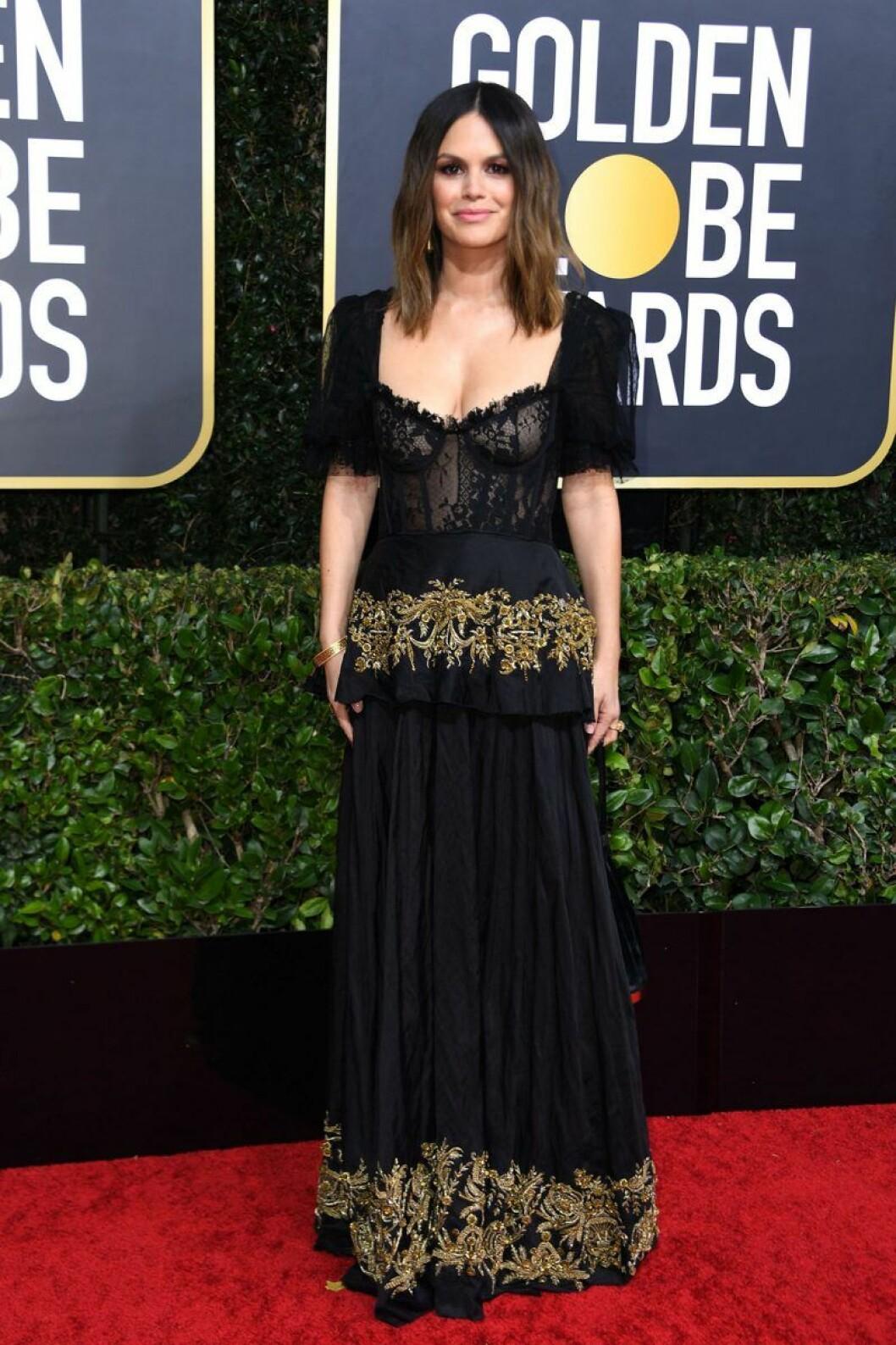 Rachel Bilson Golden Globes