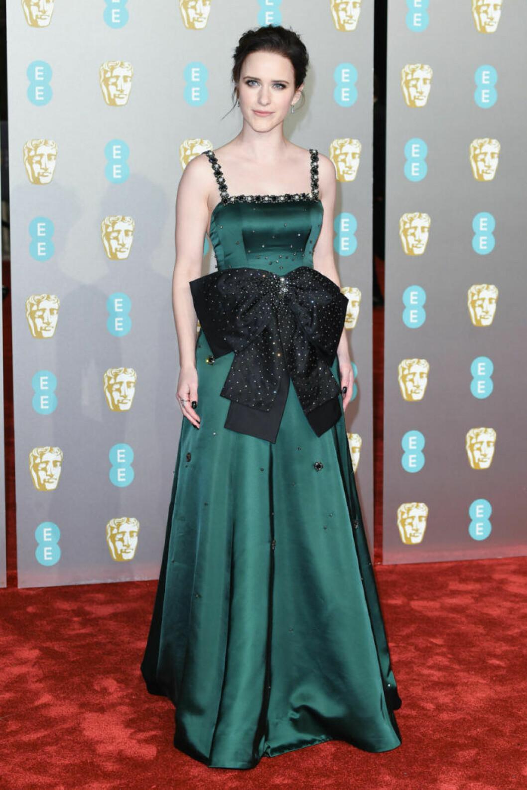 Rachel Brosnahan på BAFTA 2019
